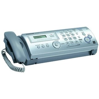 Panasonic KX-FP205 Plain Paper Fax Machine / Copier Speakerphone