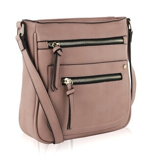 Link to MKF Collection Elise Multi Pockets Crossbody Bag by Mia K. Similar Items in Shop By Style
