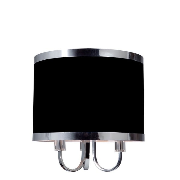 Artcraft Lighting SC433 Madison 3-Light Flushmount Ceiling Fixture from the Steven & Chris Collection - N/A