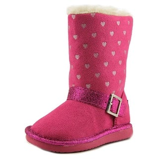 Osh Kosh Iris-G Toddler Round Toe Canvas Winter Boot
