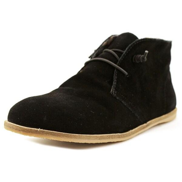 Lucky Brand Ashbee Women Black Boots