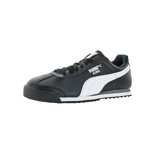 Shop Puma Mens Roma Fashion Sneakers Retro Classic - Free Shipping ... 6821646d9ee