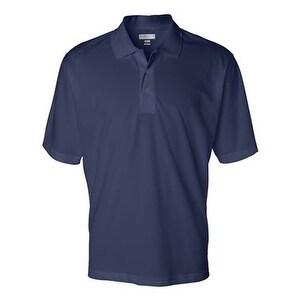 Augusta Sportswear Wicking Mesh Sport Shirt - Navy - L