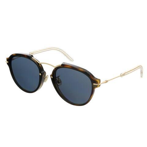 DIORECLAT UGM Havana Round Sunglasses - 60-13-135