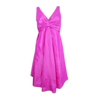 Donna Morgan Women's Sleeveles Coktail Dress (6, Candy) - Candy - 6