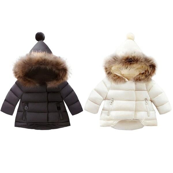 981ff5edd Shop Newborn Baby Girls Boys Fashion Long Sleeve Winter Outdoor ...
