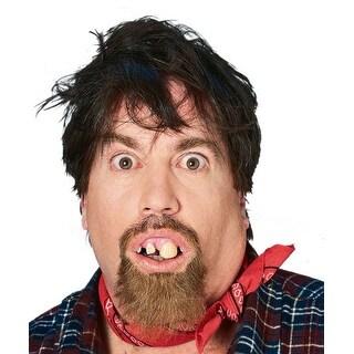 Doofus Rottin' Teeth Adult Halloween Fake Teeth