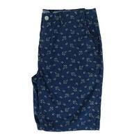 Ralph Lauren Men's Classic Fit Anchor Print Shorts - anchors - 33