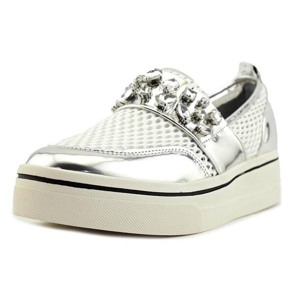 Maria Mare 66663 Women Silver/White Flats