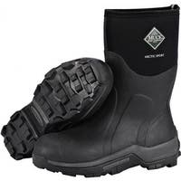 Muck Boot's Arctic Sport Mid Boot Black - Mens Size 11 / Womens Size 12