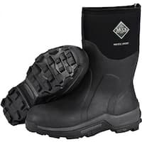 Muck Boot's Arctic Sport Mid Boot Black - Mens Size 9 / Womens Size 10