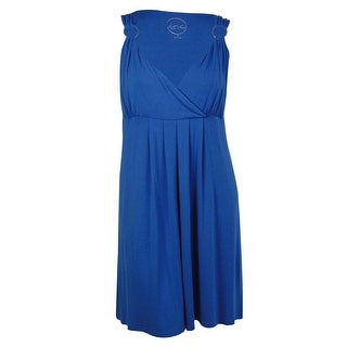 INC International Concepts Women's Pleated Dress
