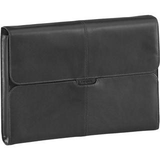 Targus Hughes Netbook Slipcase - Leather - Black