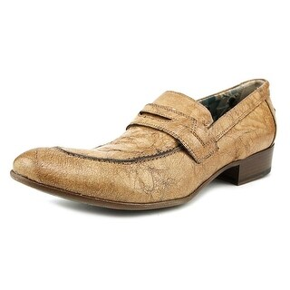 Paul May 05556 Round Toe Leather Loafer