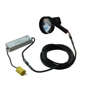 220V AC 15 Million Candlepower HID Hunting Light with 25 ft.