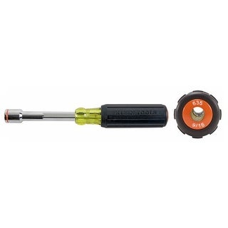 Klien Tools 9/16 Heavy-Duty Nut Driver 9/16 inch Heavy-Duty Nut Driver