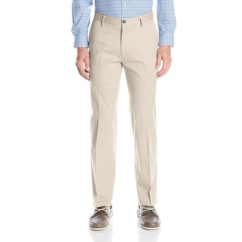 Dockers Men's Straight Fit Signature Khaki Flat Front Pant D2