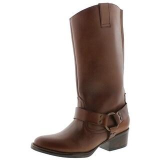 Matisse Womens Riding Boots Leather - 6 medium (b,m)