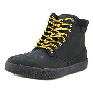 Etnies Jameson HTW Men Round Toe Synthetic Black Skate Shoe