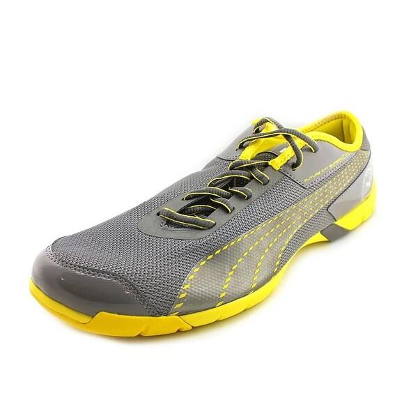 5243fcf35e99b Shop Puma Future Cat Super LT Round Toe Canvas Running Shoe - Ships ...