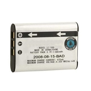 Battery for Olympus Li60B Replacement Battery