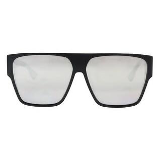 Christian Dior DIORHIT 0807 Black Square Sunglasses - 62-12-145