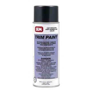 Sem Products SE39033 Charcoal Trim Metallic Aerosol