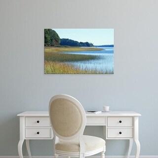 Easy Art Prints Jerry & Marcy Monkman's 'Yarmouth' Premium Canvas Art