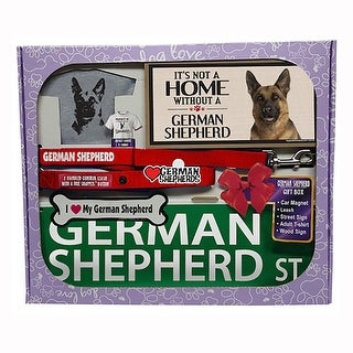 Breed Gift Box - German Shepherd - One Size