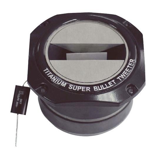 1.75'' Heavy Duty Aluminum Die-Cast Titanium Super Tweeter