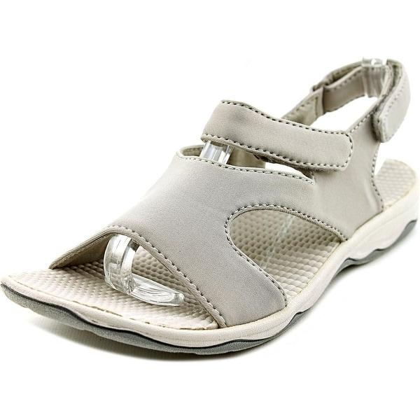 157c5796a52 Shop Easy Spirit Yogala W Open-Toe Canvas Slingback Sandal - Free ...