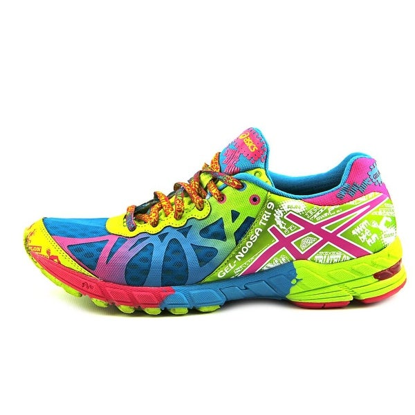 Shop Asics Gel Noosa Tri 9 Round Toe Synthetic Running Shoe