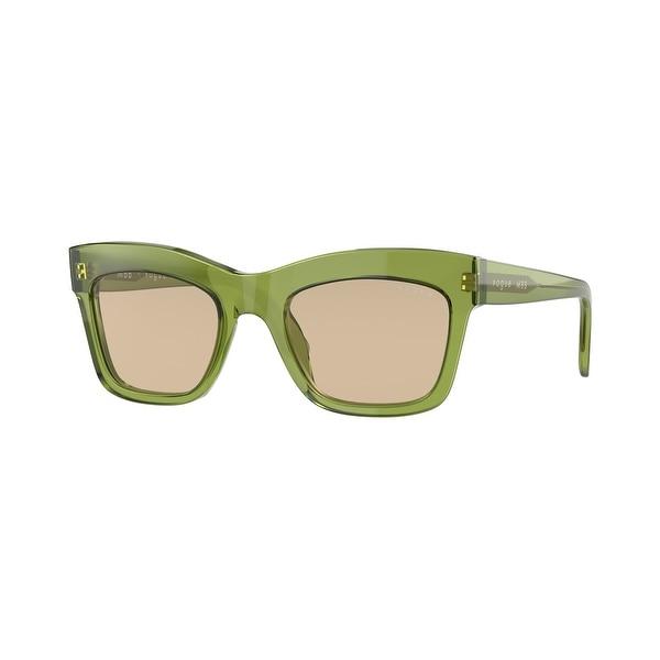 Vogue VO5392S 295393 50 Transparent Green Woman Pillow Sunglasses. Opens flyout.