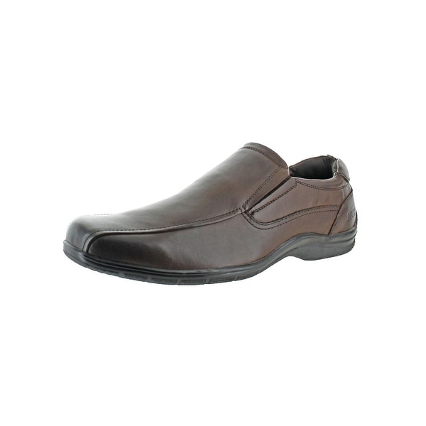 Kenneth Cole Reaction Mens National Team Loafers Casual Brown 10.5 Medium (D) - 10.5 medium (d)