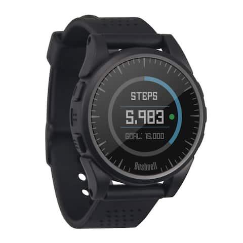 Bushnell Excel Golf GPS Preloaded Watch (Black) (Renewed)