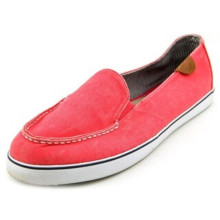 Sperry Top Sider Zuma Women Round Toe Canvas Pink Loafer