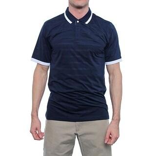 Fila Heritage Short Sleeve Collared Neck Polo Men Regular Polo Shirt