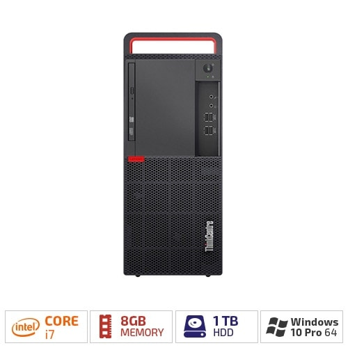 Lenovo ThinkCentre M910T 10MM0030US Personal Computer w/ Windows 10 Pro 64 bit & 8 GB DDR4 SDRAM