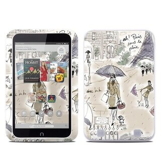 DecalGirl BNN7-APARIS Barnes & Noble Nook HD Tablet Skin - Ah Paris
