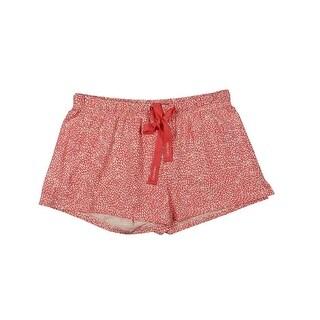 Calvin Klein Womens Pajama Shorts Printed Lounge - XS