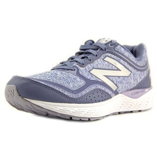 New Balance W520 Round Toe Canvas Running Shoe