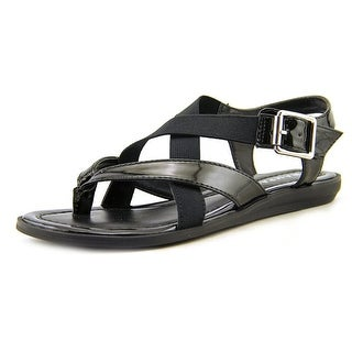 Rampage Gainer Open-Toe Synthetic Slingback Sandal