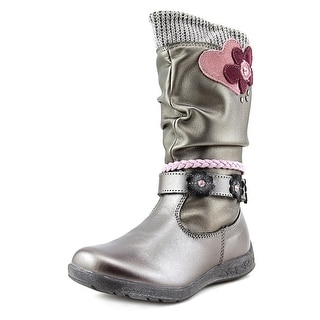 Beeko Rose Round Toe Synthetic Boot