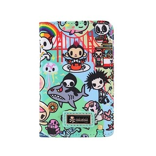 Tokidoki California Dreamin' Small Bifold Wallet - One Size Fits most