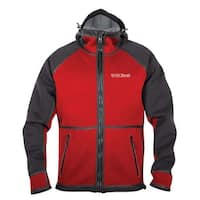 Stormr Typhoon Mens Red/Black Medium Jacket For Harsh Weather Conditions