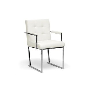Collins Ivory Mid-Century Accent Chair - 1pc