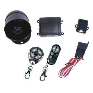 Omega Keyless Entry Security System