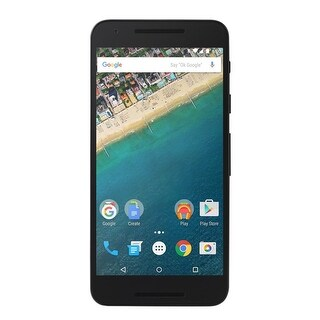 LG Google Nexus 5X H791 16GB Unlocked GSM 4G LTE Hexa-Core Android Phone w/ 12.3MP Camera (Certified Refurbished)