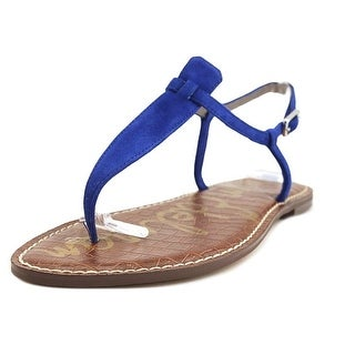 Sam Edelman Womens GiGi Split Toe Casual Ankle Strap Sandals