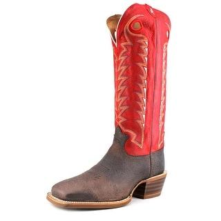Tony Lama Cafe Bonham 2E Square Toe Leather Western Boot